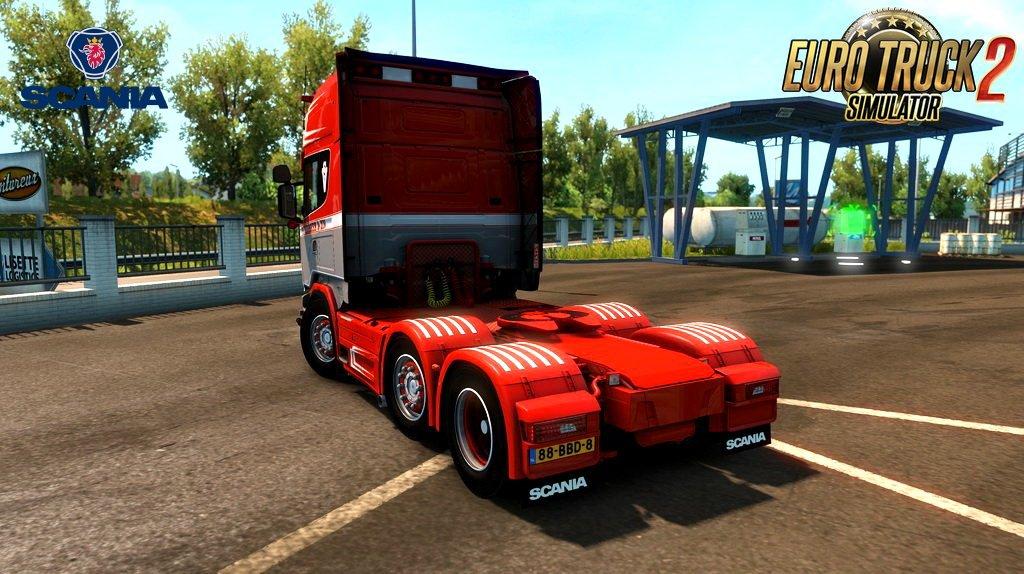Scania R440 Verbeek Edition v1.0 (1.28.x)