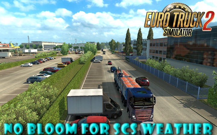 No Bloom for SCS weather v1.0 by Piva (1.30.x)