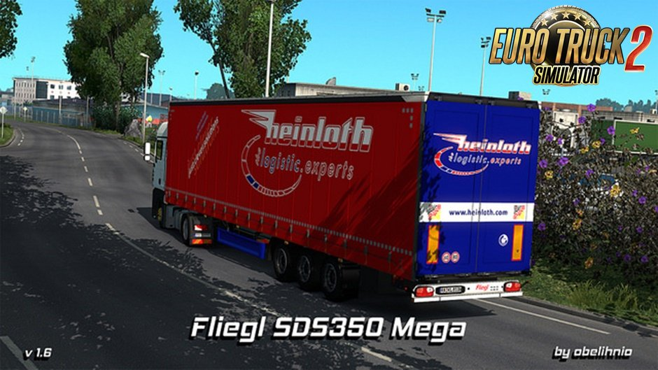 Fliegl SDS350 Mega - Rework by obelihnio v1.6 [1.30]