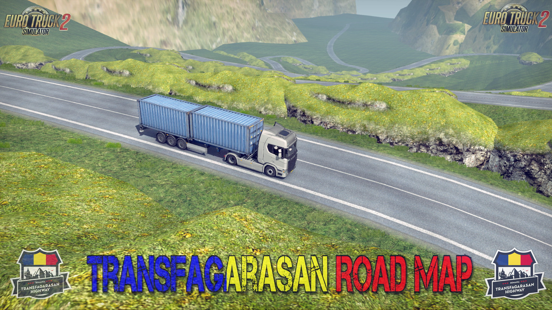 Transfagarasan Road Map v1.0 by Traian (1.30.x)