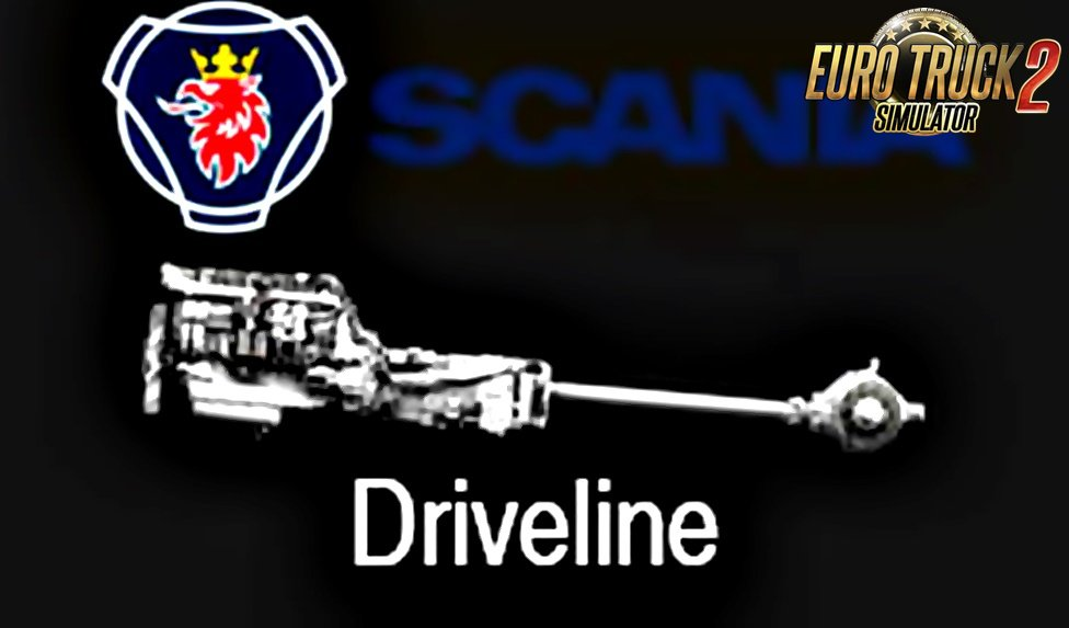 Scania Drivetrain Revision v1.9