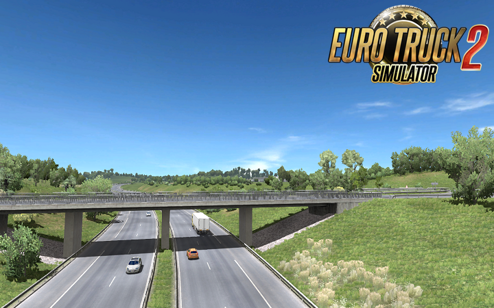 Piva Weather mod v5.0 for Ets2