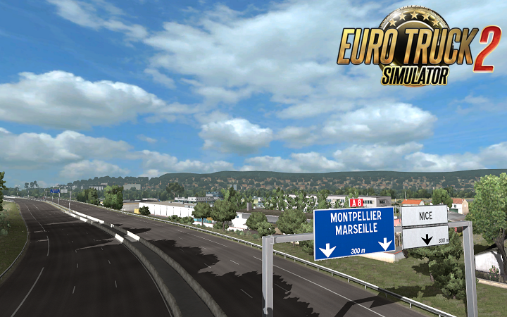 Piva Weather mod (No HDR) for Ets2
