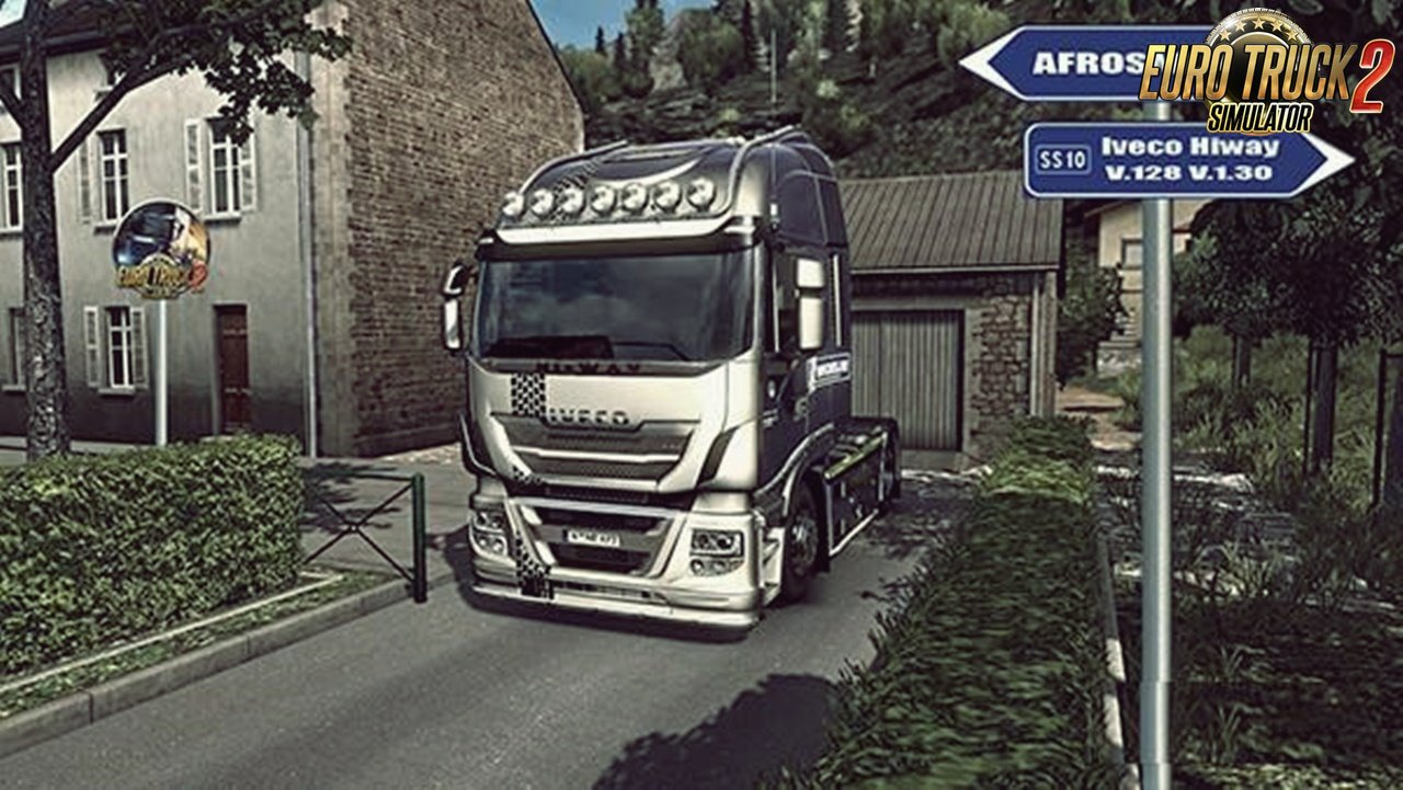 Iveco Hi Way Tuning v 1.4 by Afrosmiu [1.28.x-1-30]