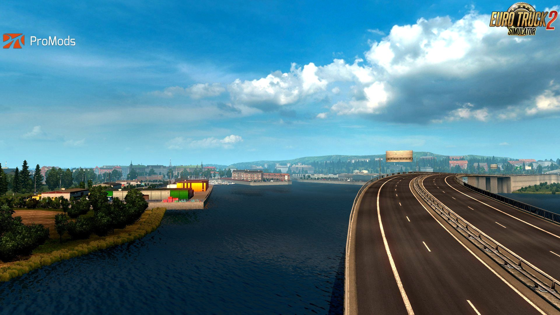 ProMods Map v2.27 + Special Transport DLC (1.31.x)