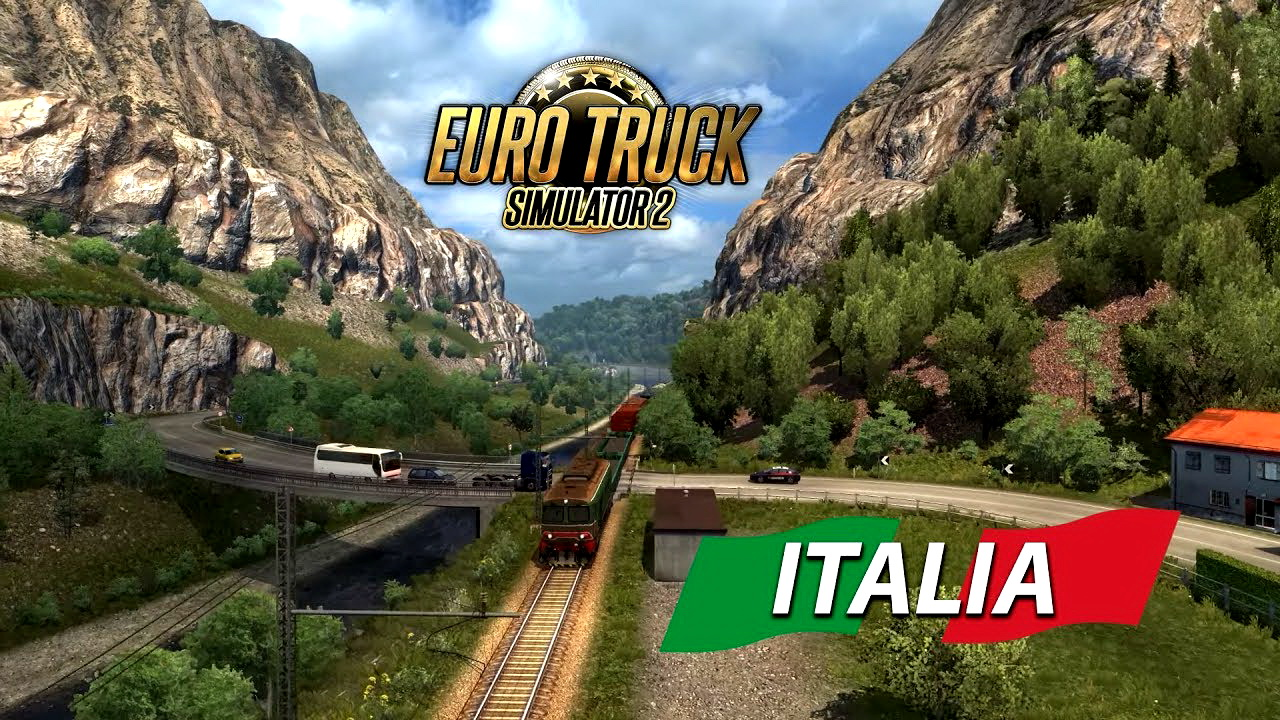Italia DLC - Euro Truck Simulator 2