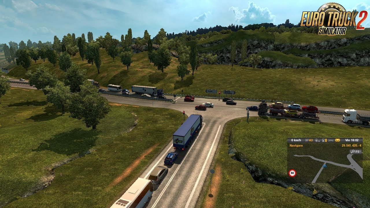 Arayas SuperTraffic v1.0 [1.30.x]