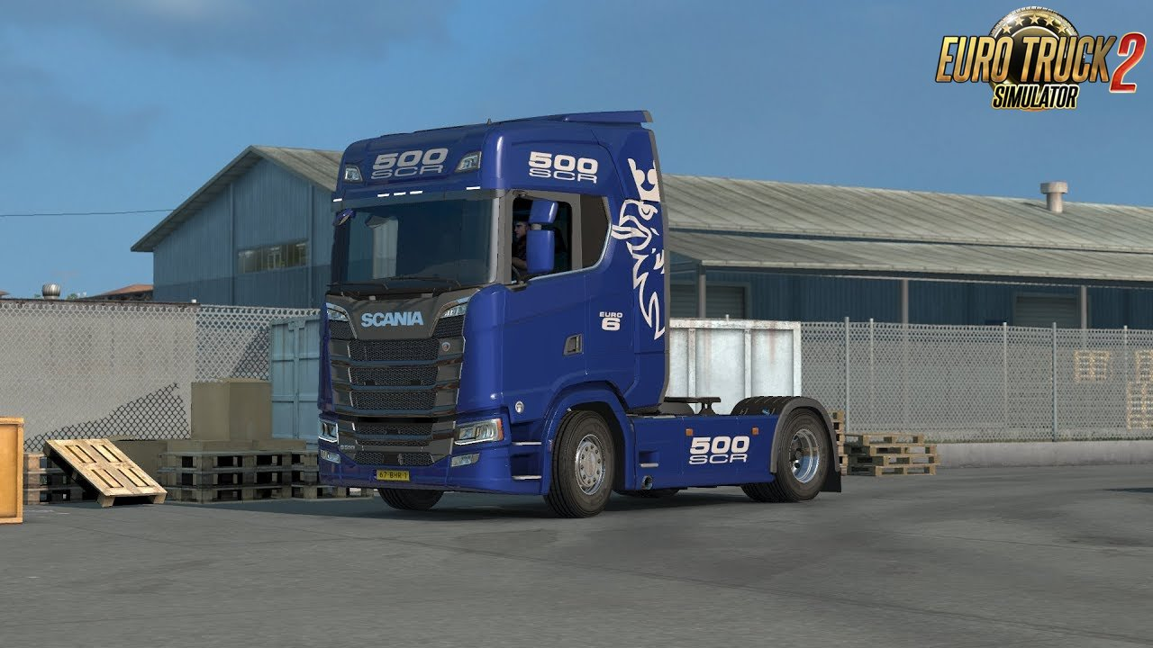 New Scania R & S series L6 Stock Sound