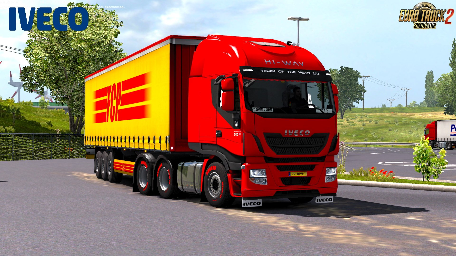 Iveco Hi-Way Reworked v2.4 by Schumi (1.34.x)
