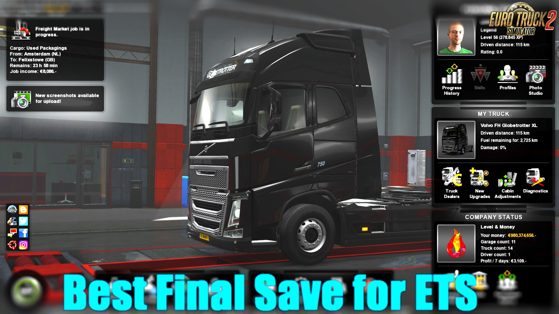 Best Final Save for ETS v1.0 by Denrus (1.30.x)