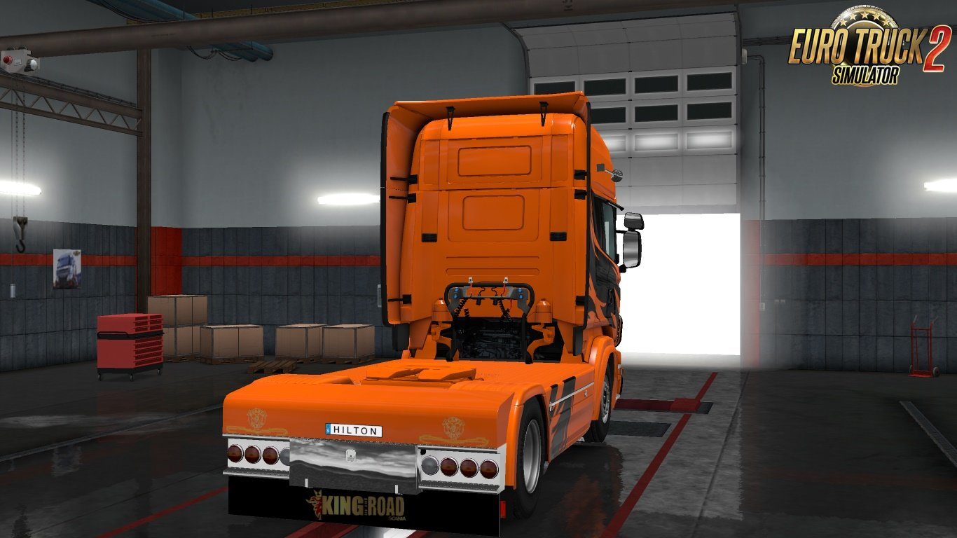 Scania RS Tuning from RJL [1.30.x]