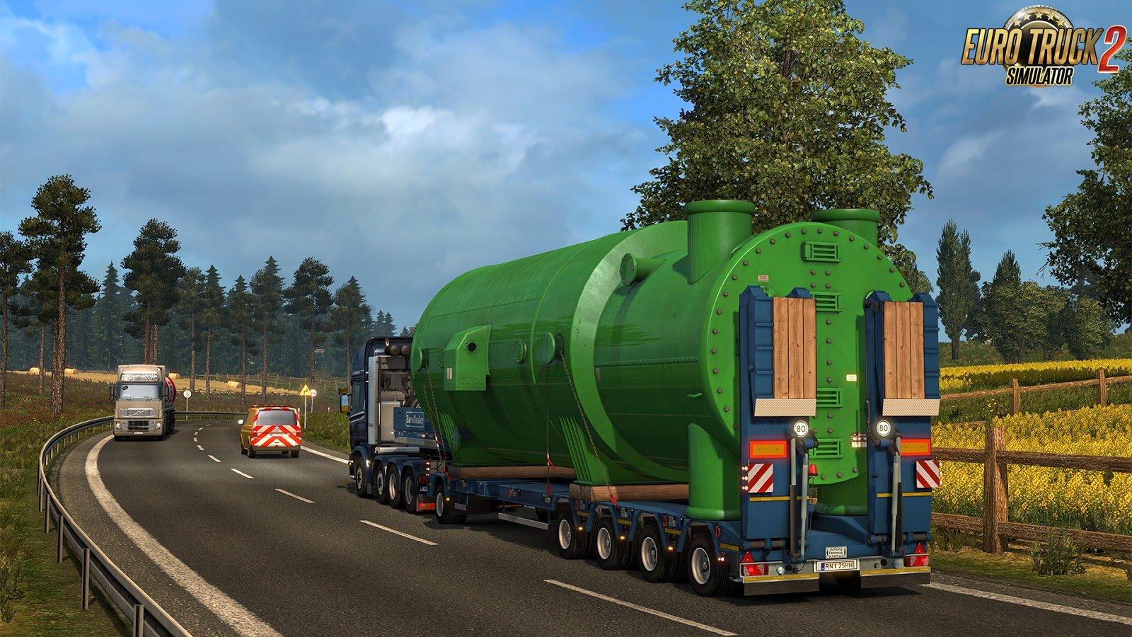 ets2 1.30 special transport dlc download