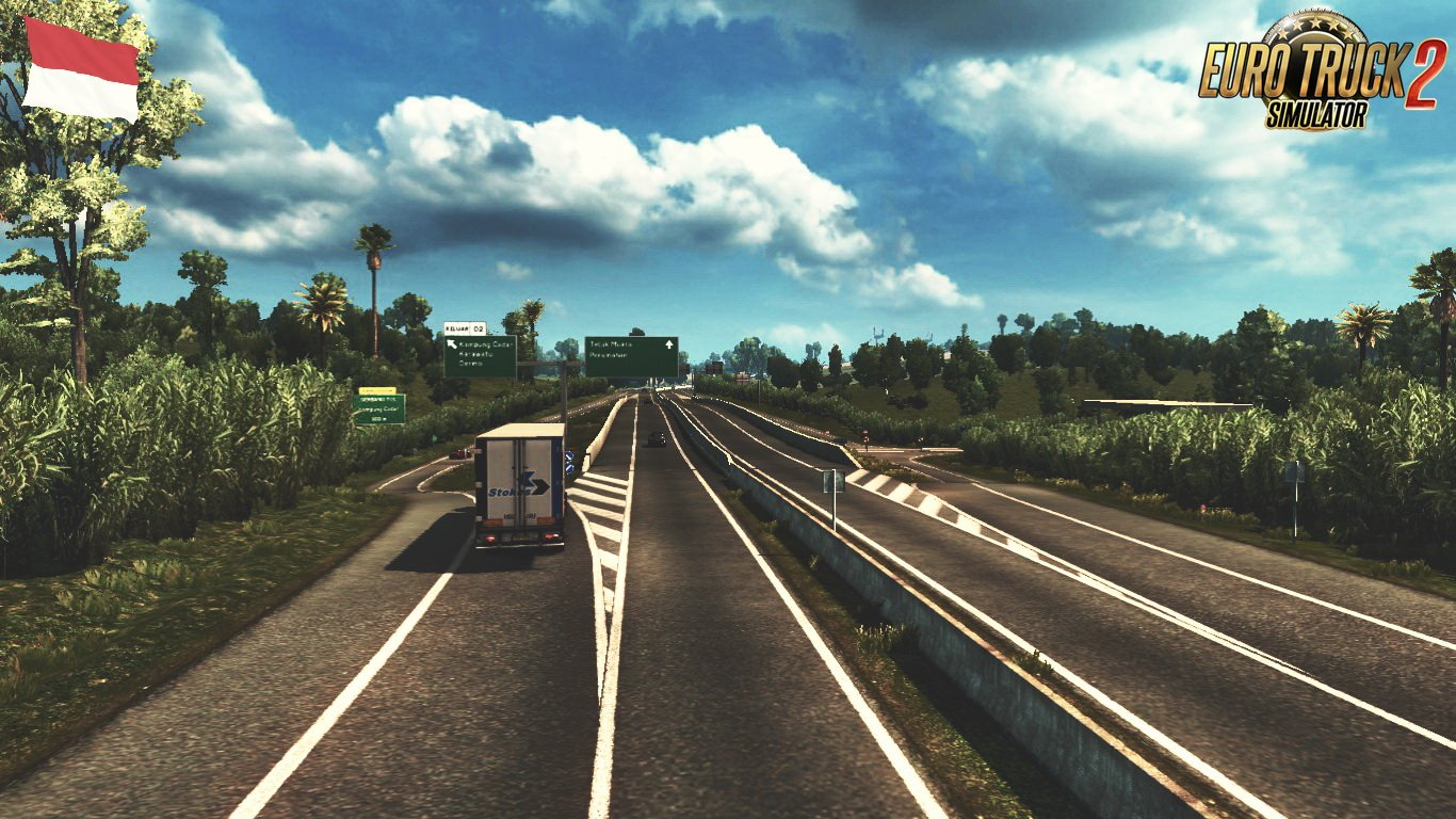PJ Indo Map v2.6 for Ets2 (1.34.x)