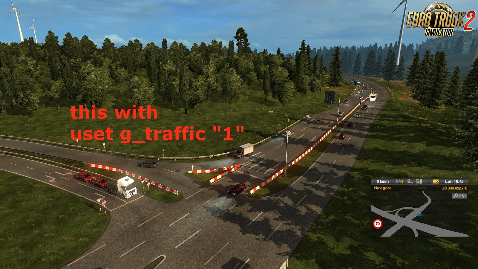 Arayas Supertraffic Standard v1.2 [1.30.x]