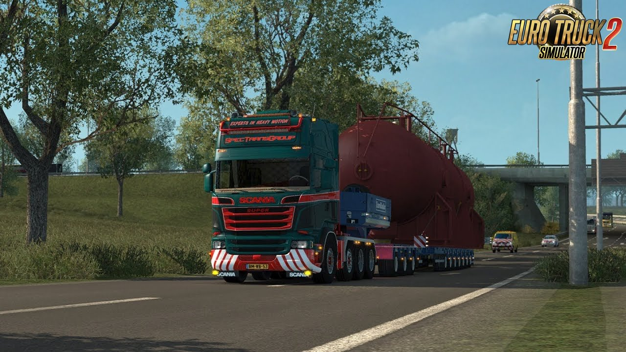 Scania \8/ sound mod v10.5