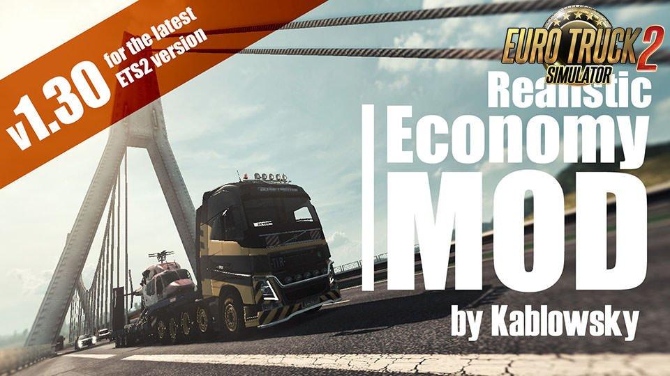 K Realistic Economy Mod v1.30