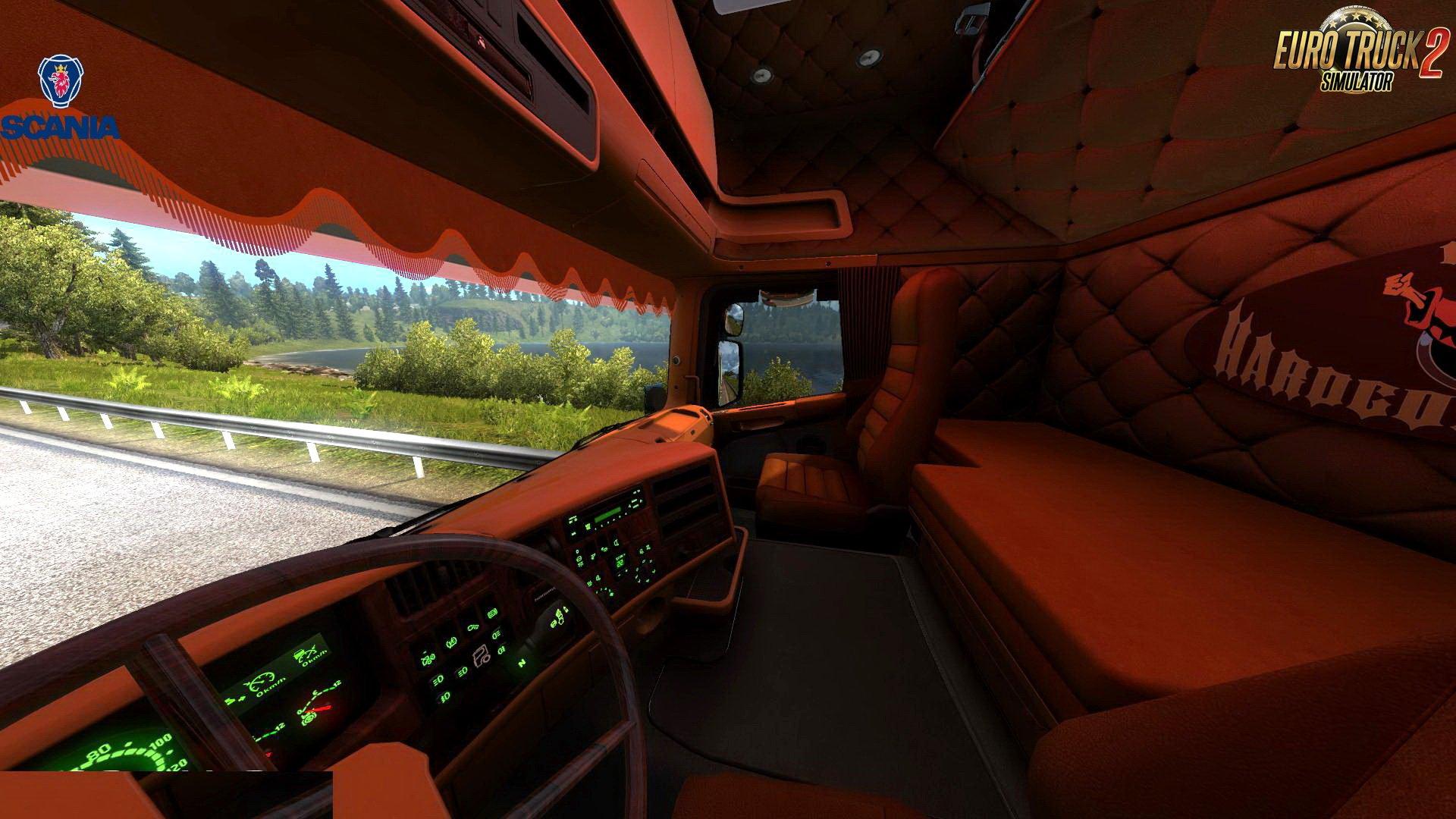 Scania R500 Nagtegaal Edition + Trailer v1.0 (1.30.x)