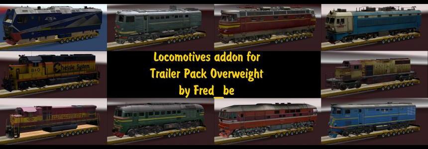 Addon for the Trailer Pack Overweight V1.30