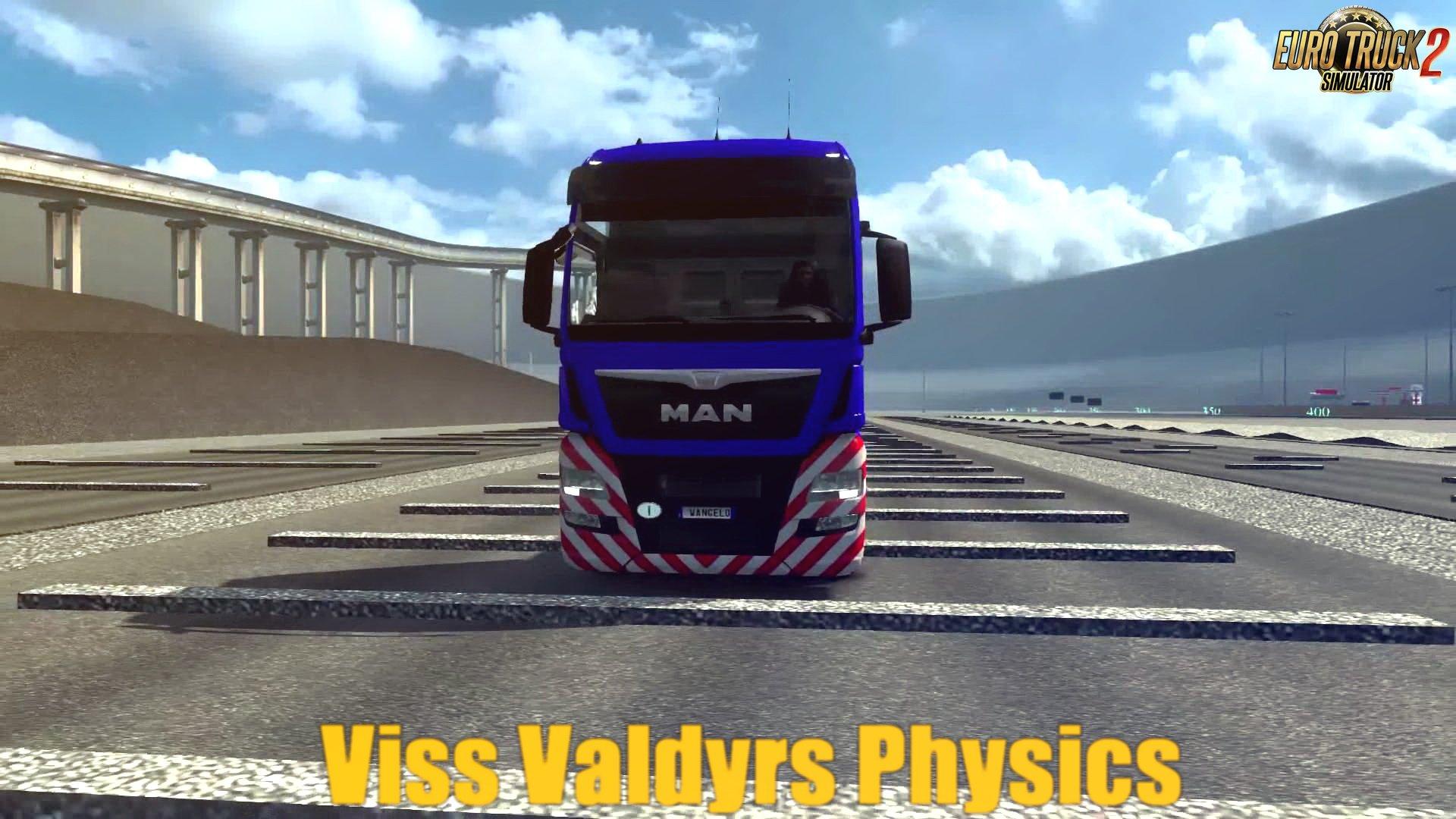 Viss Valdyrs Physics Mod v1.0 (1.30.x)