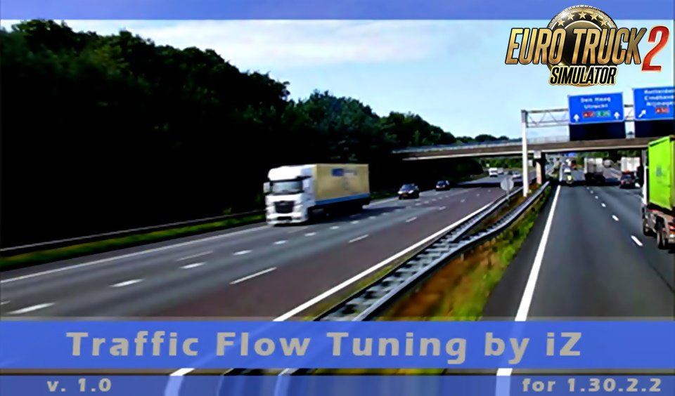 Traffic Flow Tuning v1.0 by iZ