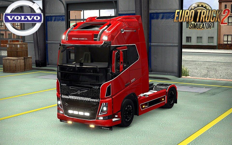 Volvo FH 2012 v22.07r (1.30.x)