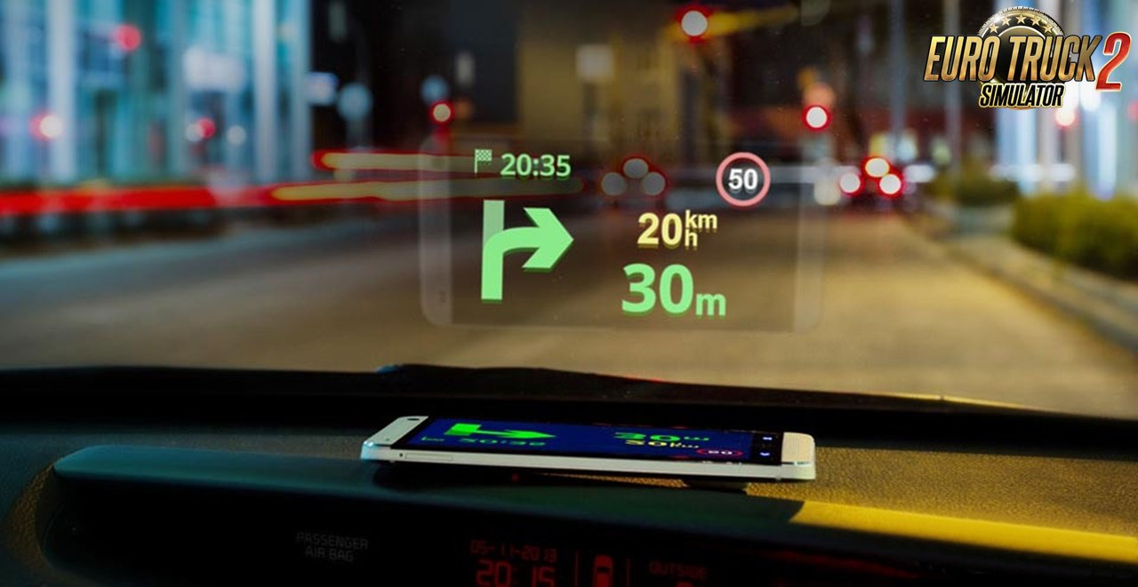 Head-up Display for Trucks [1.30.x]