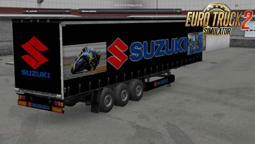 Moto Brands Trailers Pack