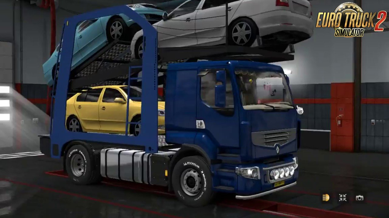 Renault Premium Car Transporter [1.30.x]