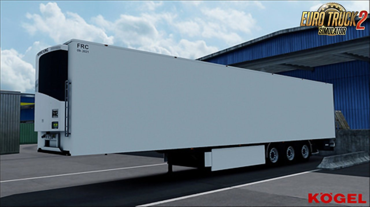 Trailer Kogel Cool Maxx v2.0