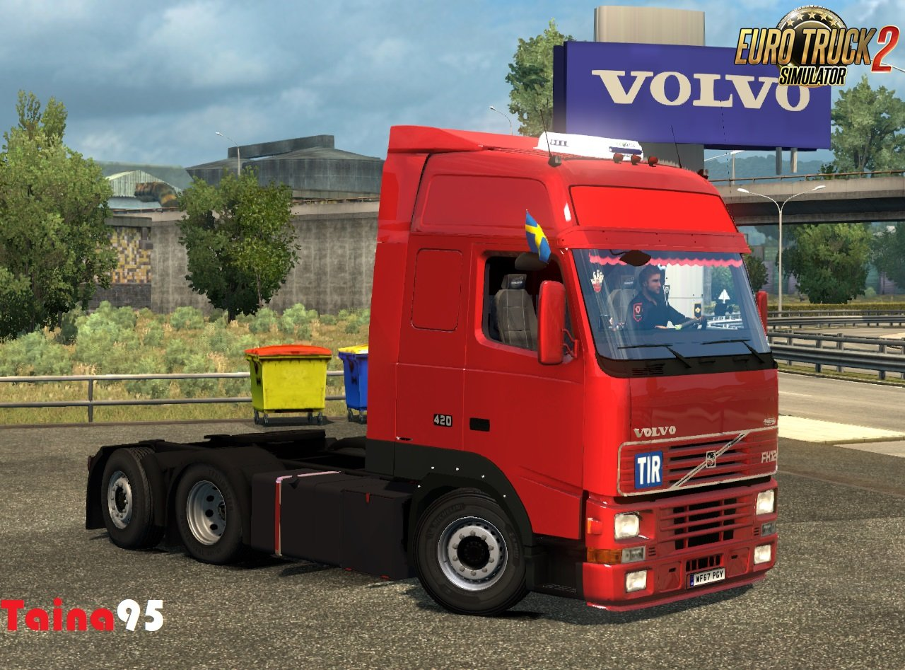 Volvo FH12 Old School v1.10