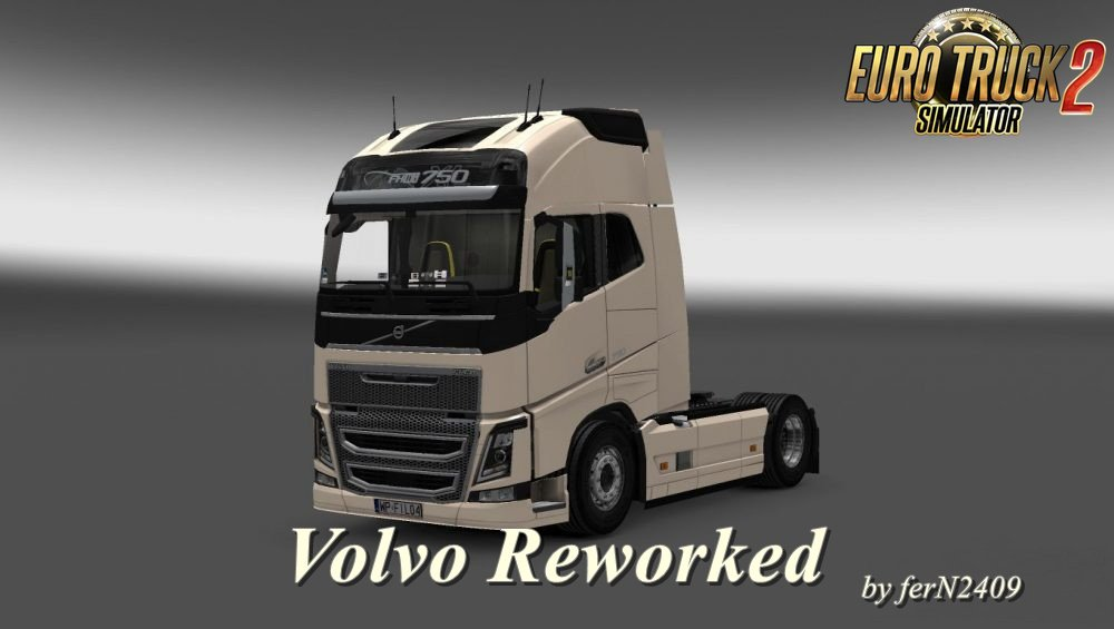 Volvo Reworked by ferN2409 [1.30.x]