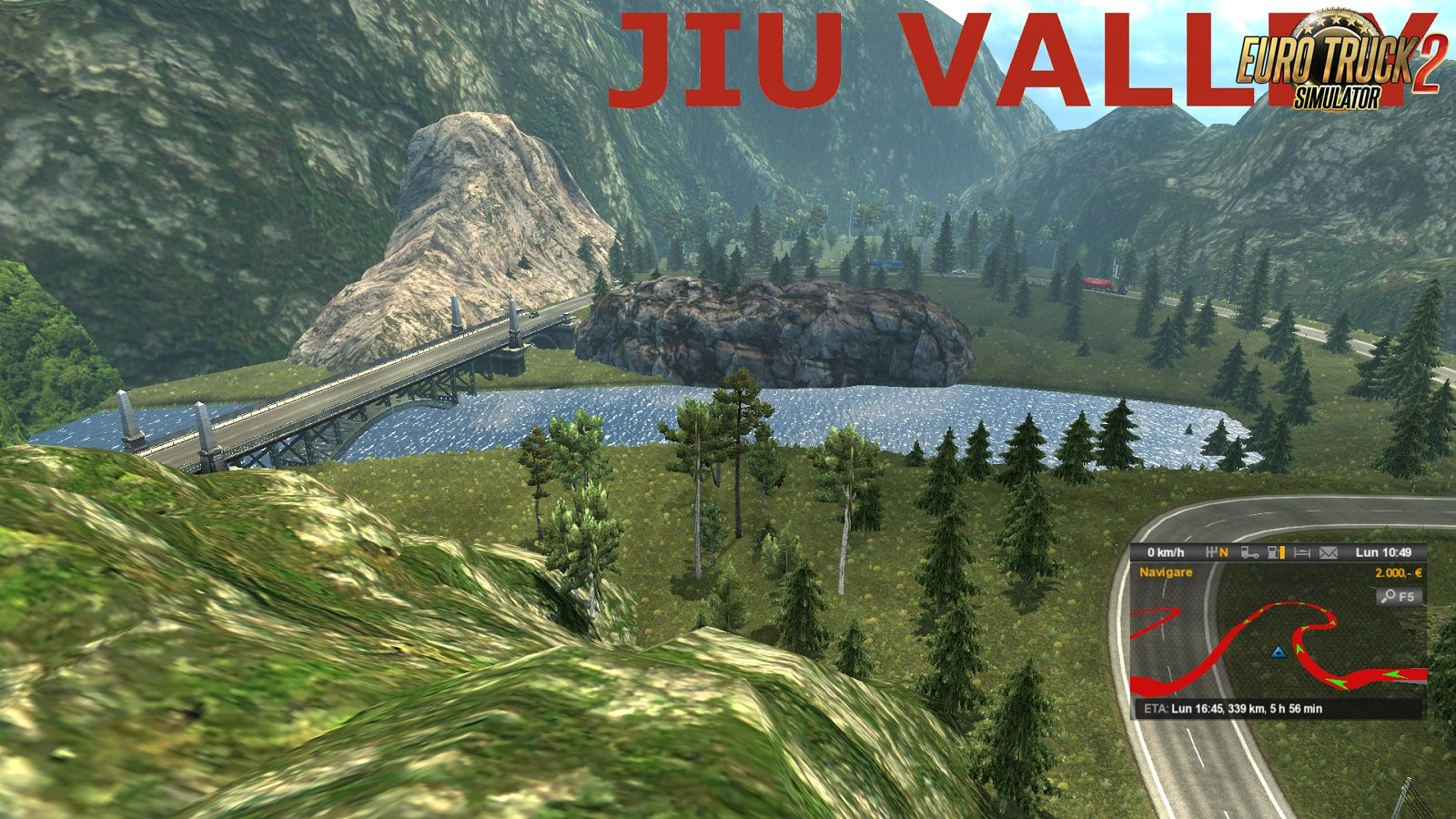 Romania extension for Europe Extended Map v1.1