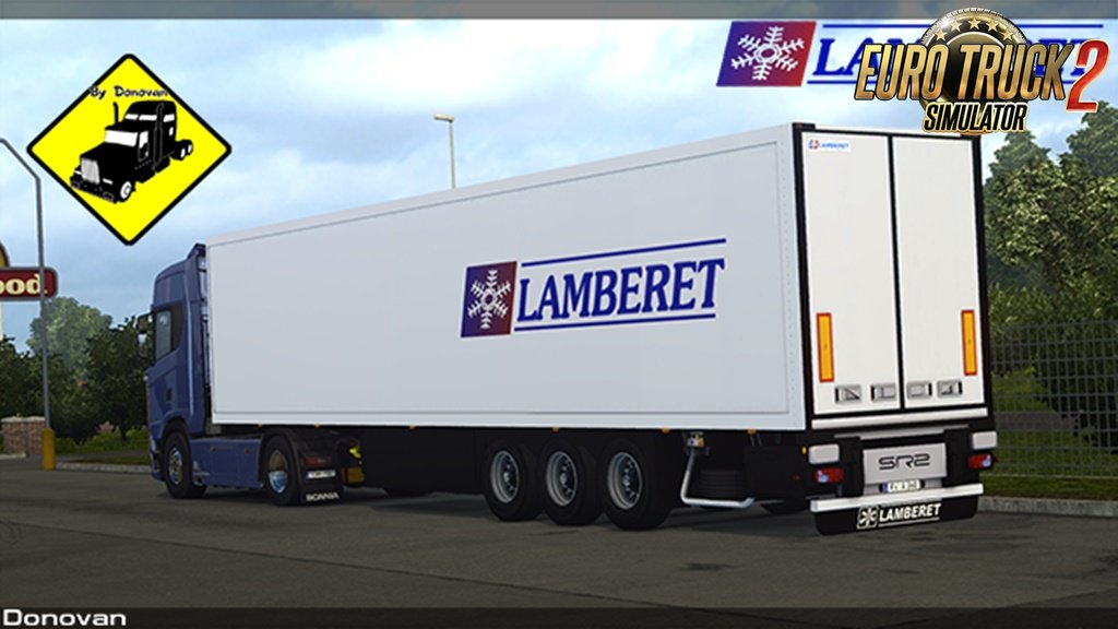 Lamberet Trailer v3 by Donovan