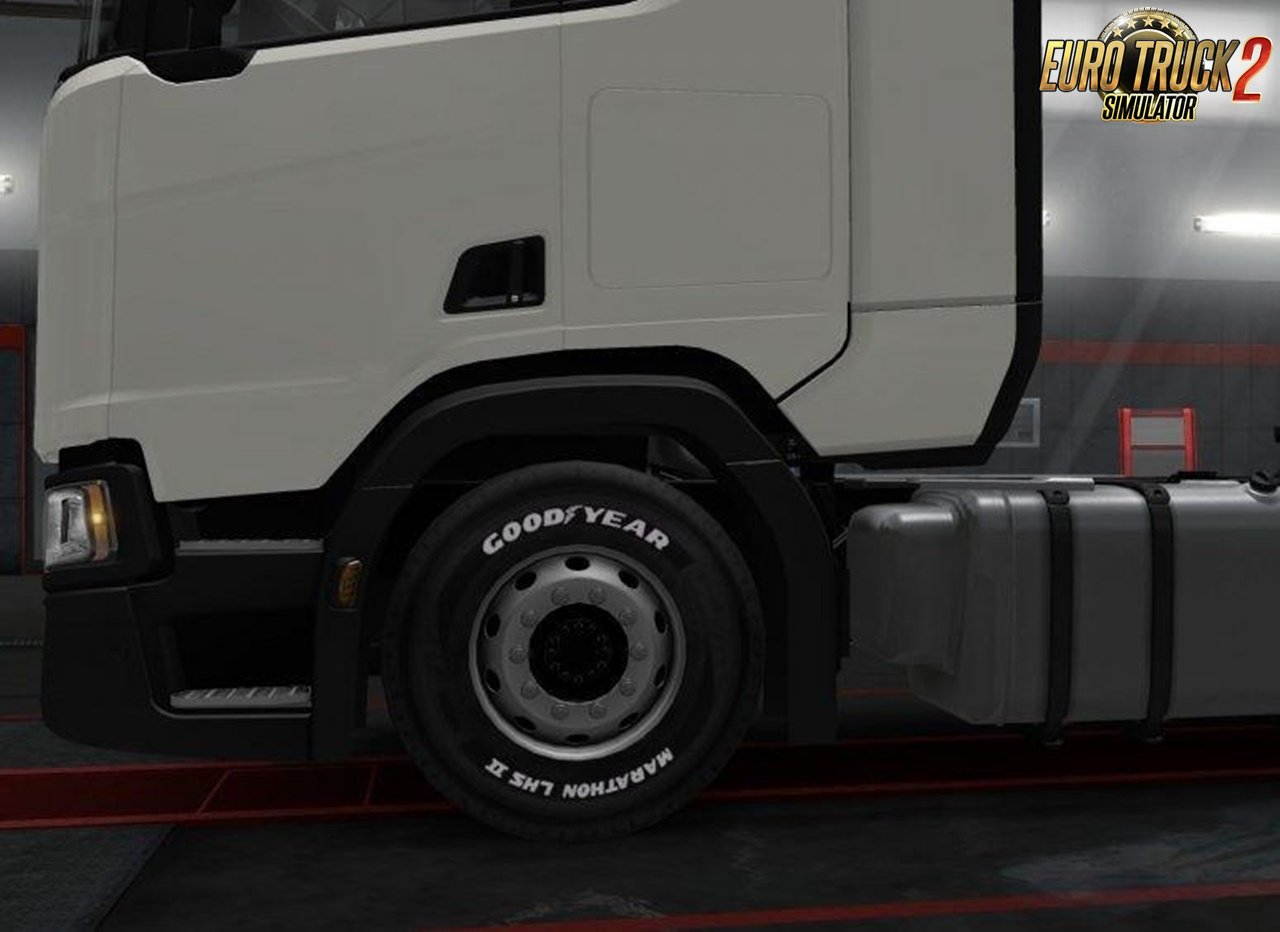 Goodyear Marathon LHS II for all Trucks in Ets2