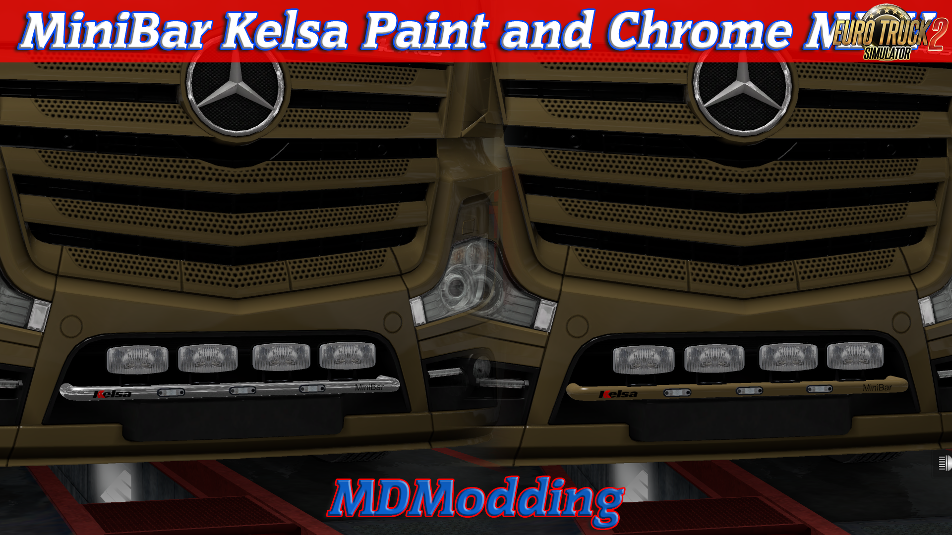 Minibar Kelsa for Mercedes MP4