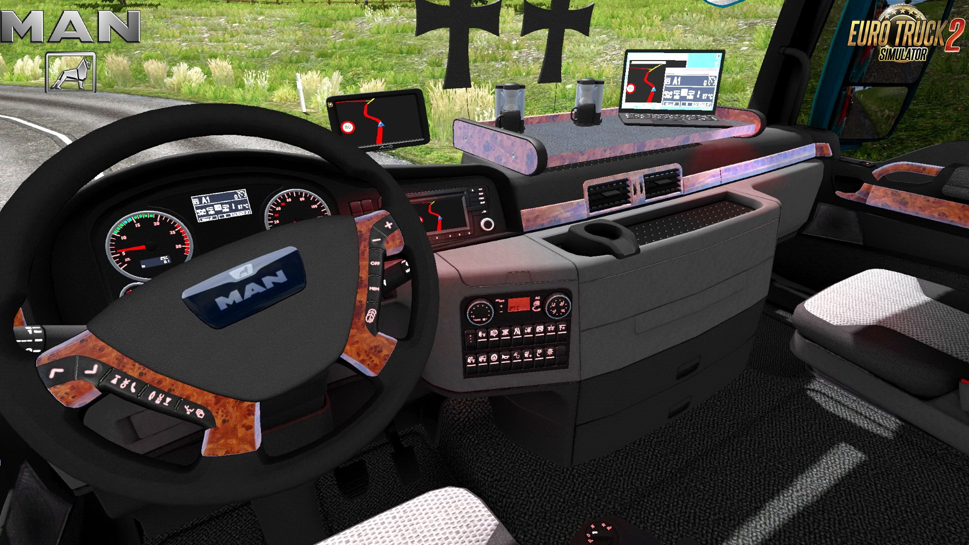 MAN TGX Euro 6 v2 0 by MADster (1 30 x) » ETS2 mods, SCS mods, Euro
