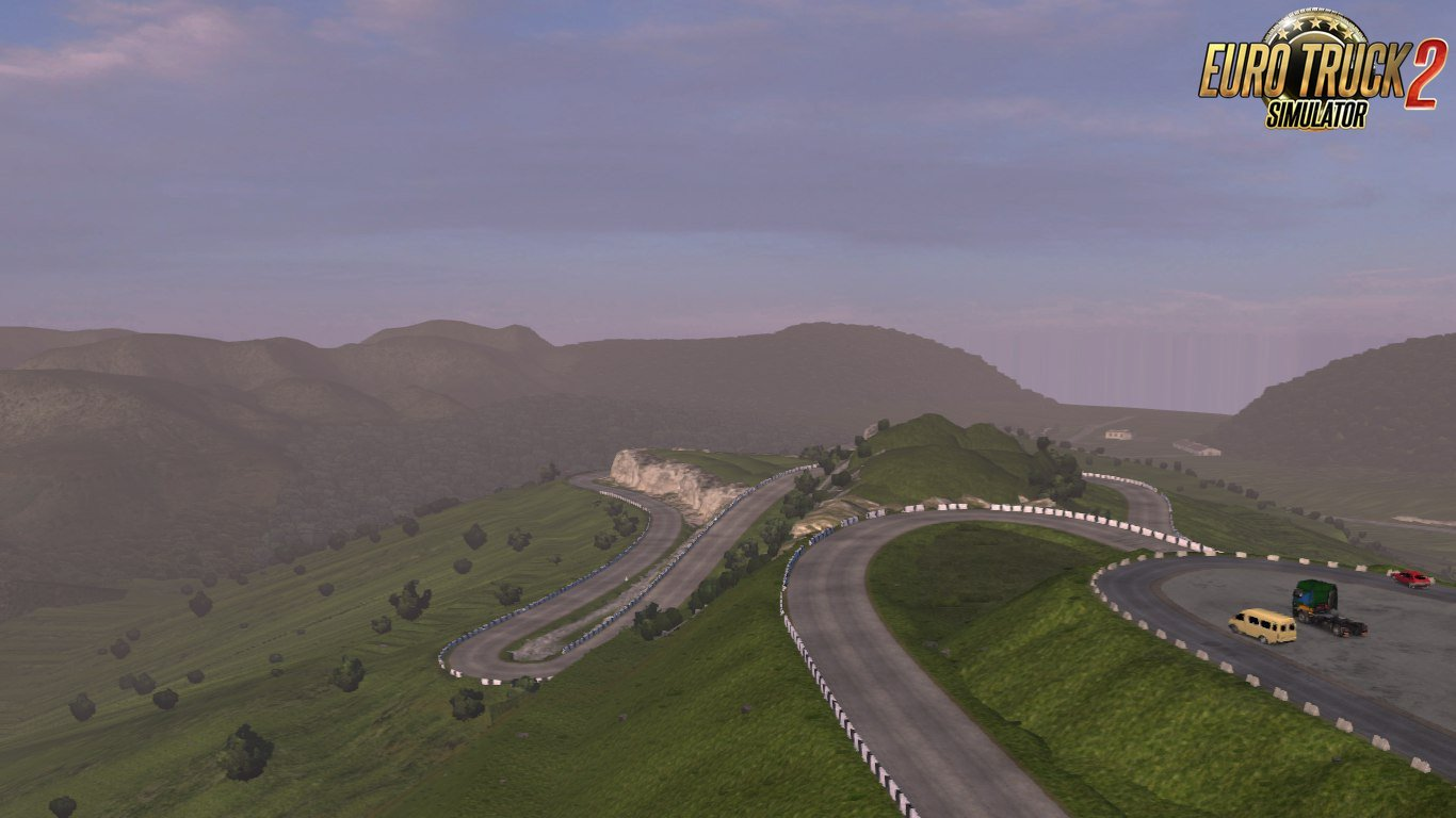 Southern Region Map v6.5.2-Update [1.30.x]