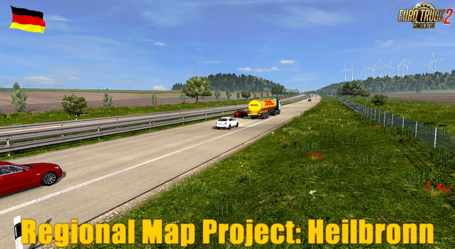 Regional Map Project: Heilbronn v1.0.3