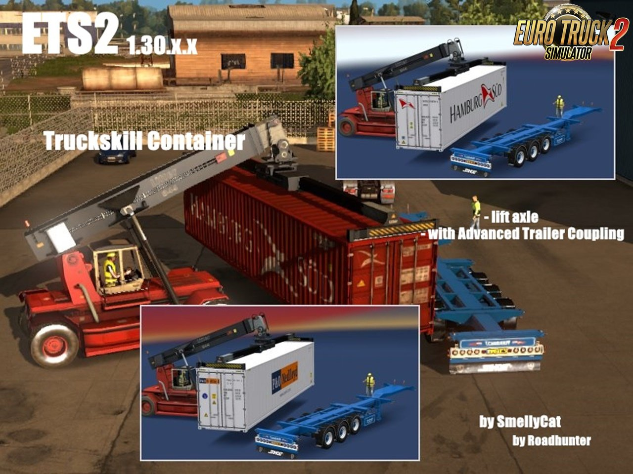Scania Truckskill Trailer Reworked [1.30.x]