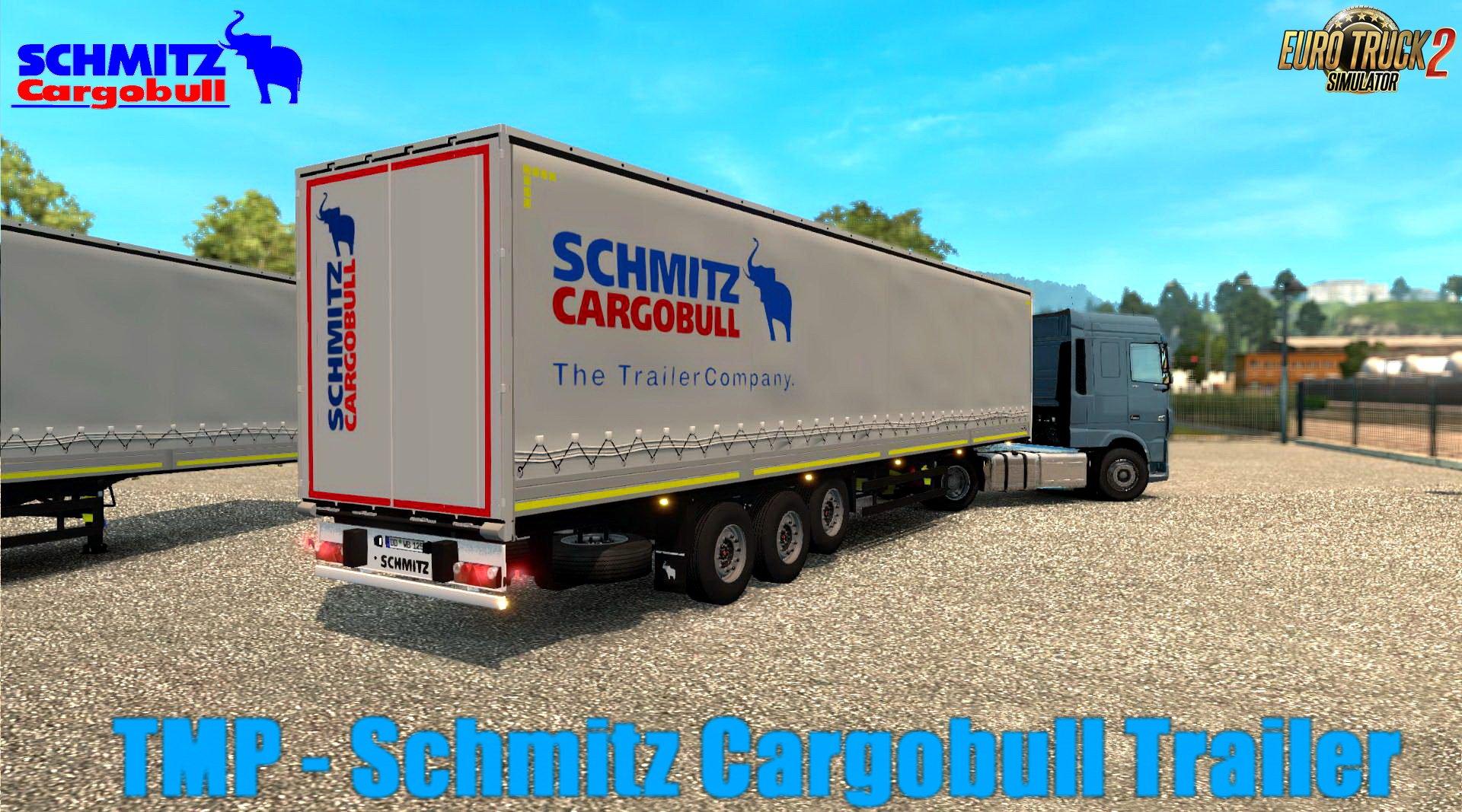 TMP - Schmitz Cargobull Trailer v1.2 by satan19990 (1.30.x)