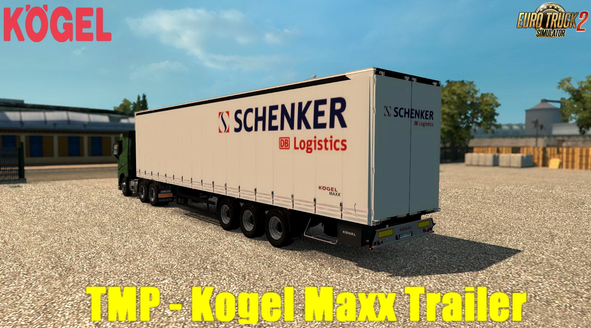 TMP - Kogel Maxx Trailer v1.2 by satan19990 (1.30.x)