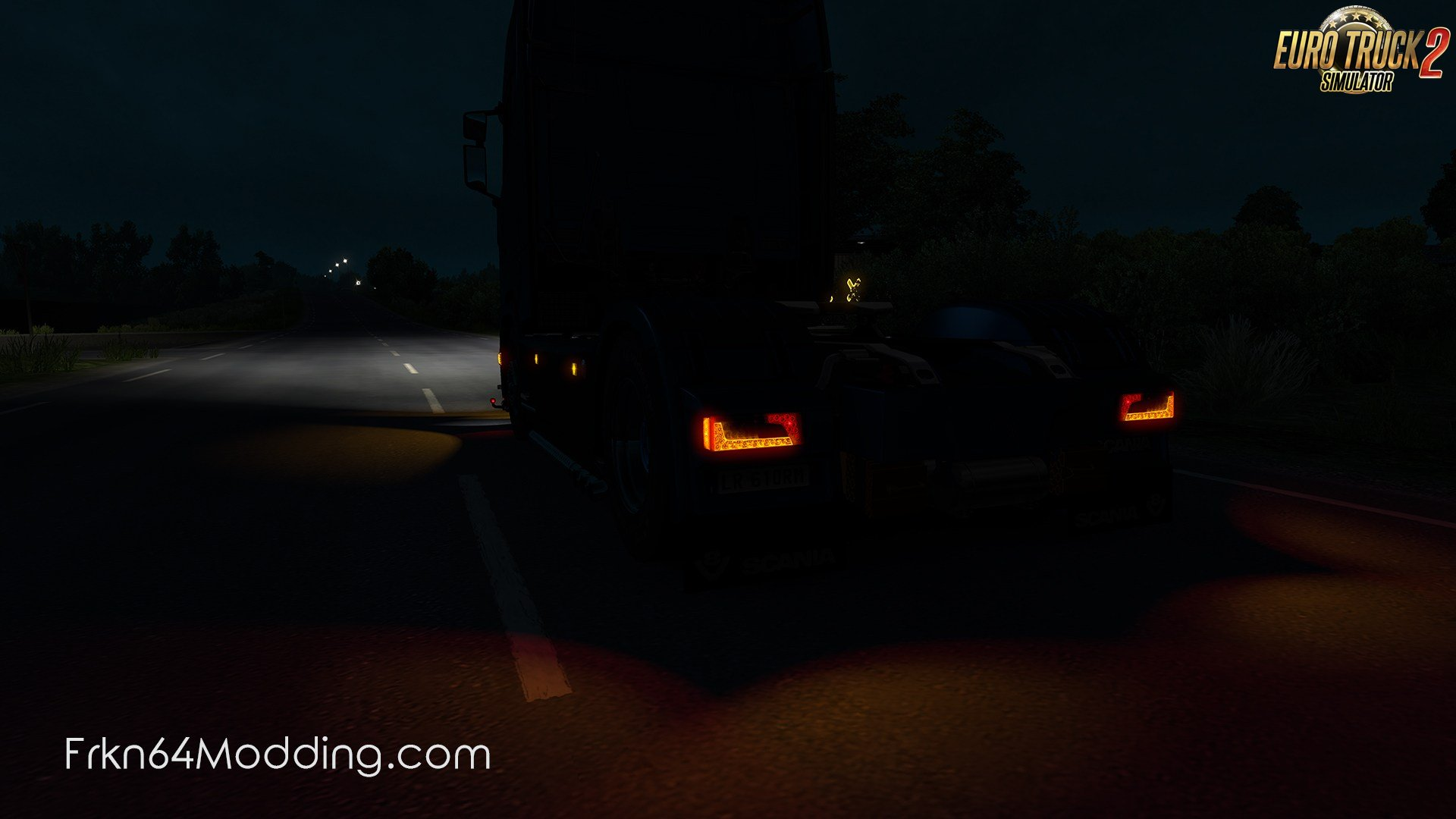 Non-Flared Vehicle Lights v1.1 (1.32.x)