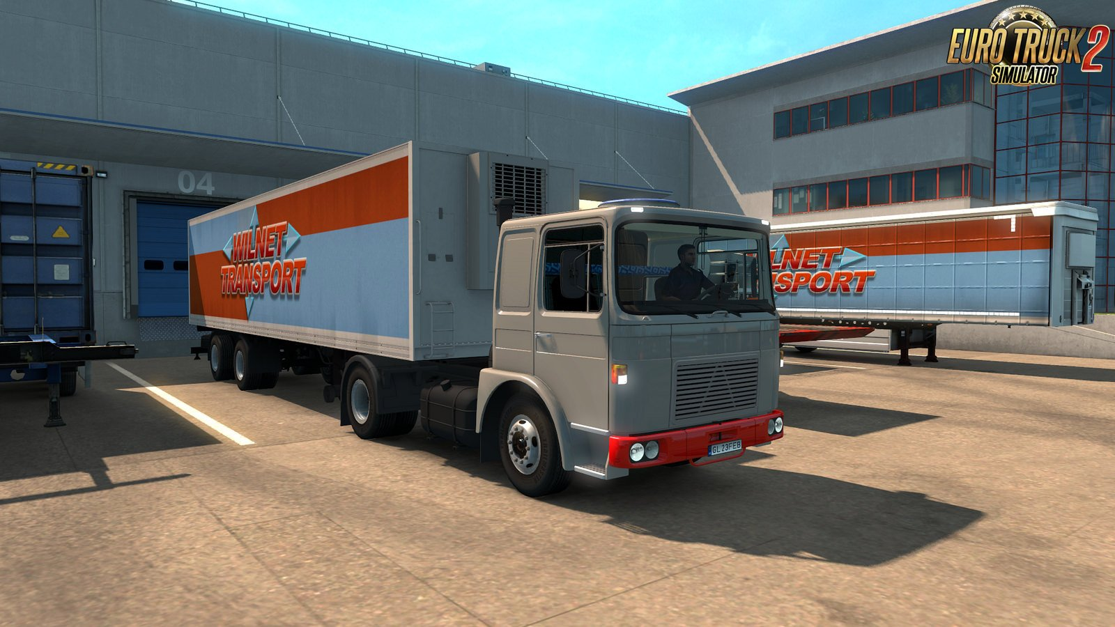 ROMAN Diesel v1.0 by MADster for Ets2