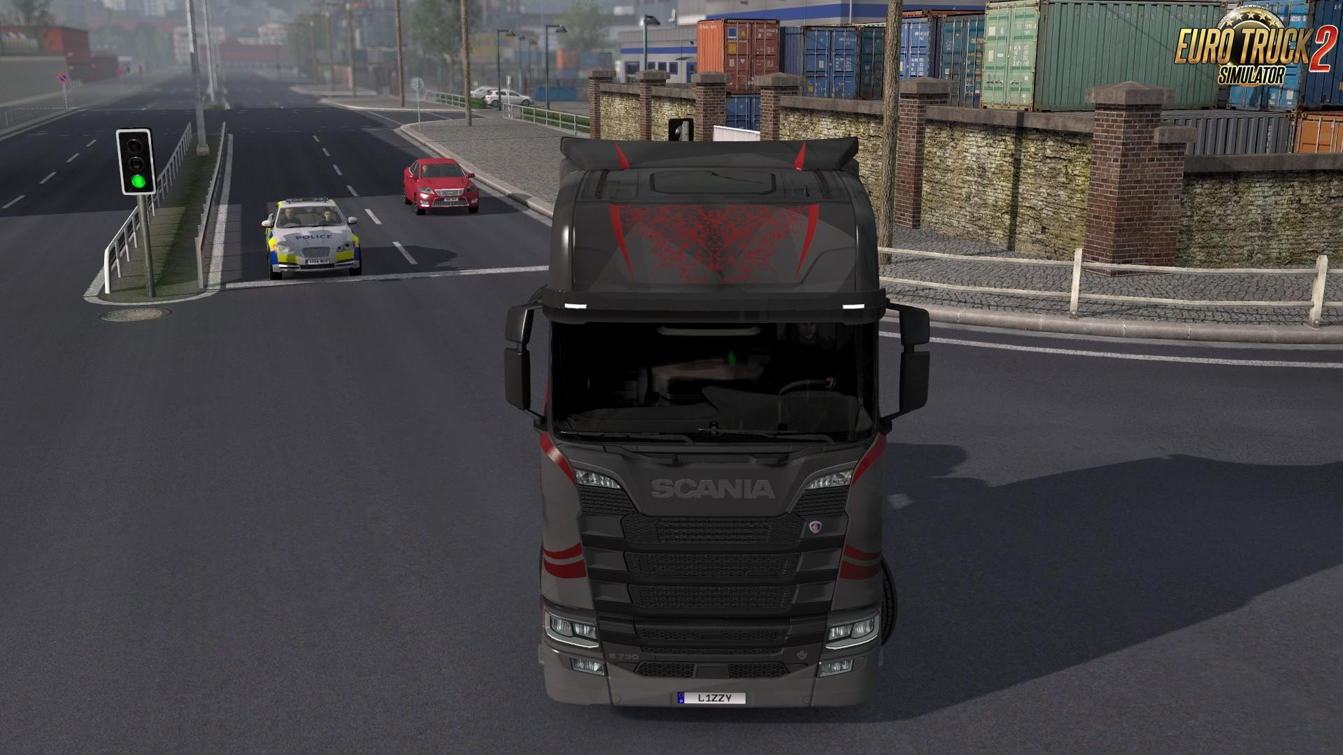 Scania S High Roof Skin v1.0.4 by l1zzy