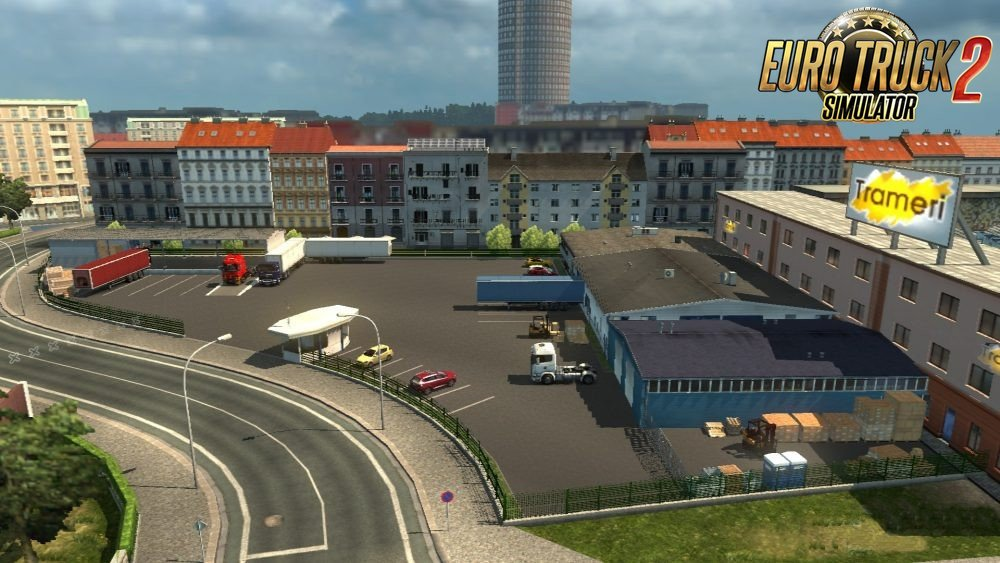 9 Warehouses for Ets2 [1.30.x]