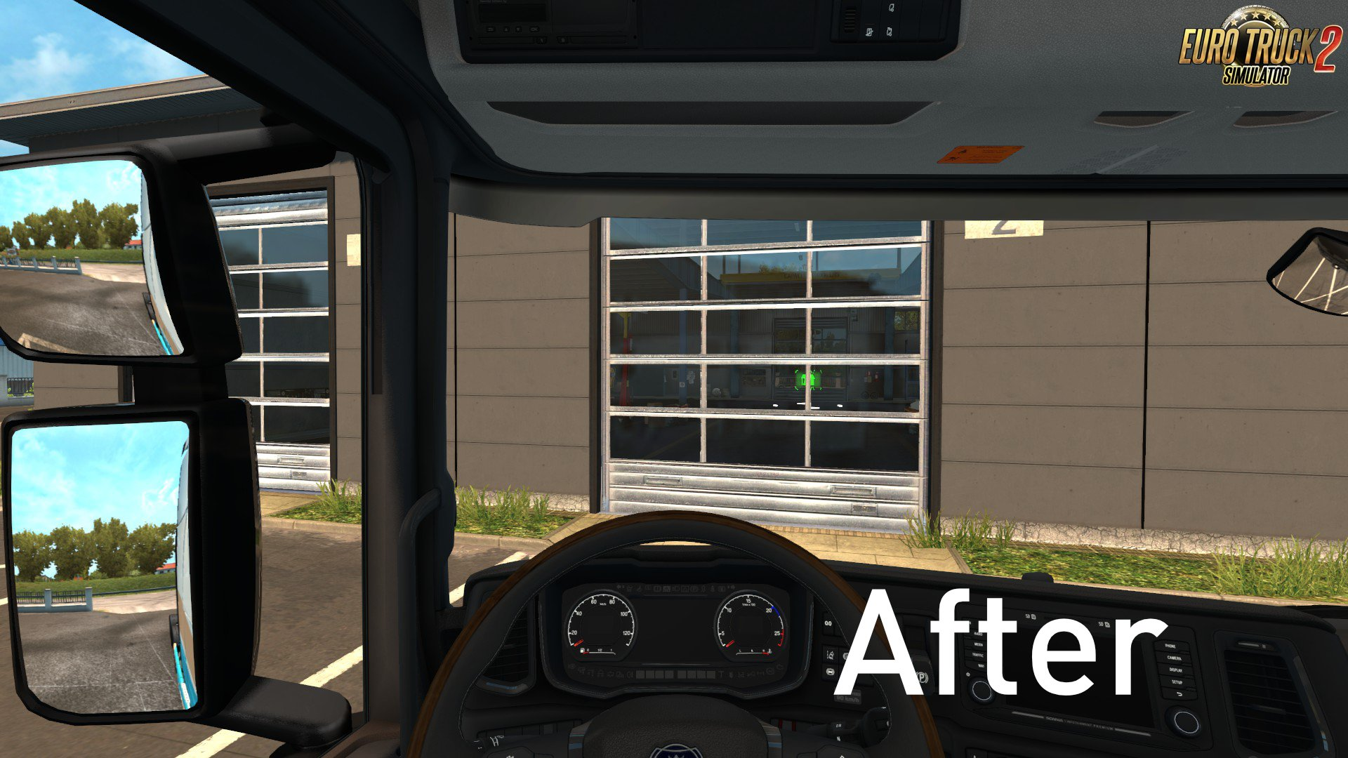 NO BLOOM for ProMods v1.0 by Pixelgraphers (1.30.x)