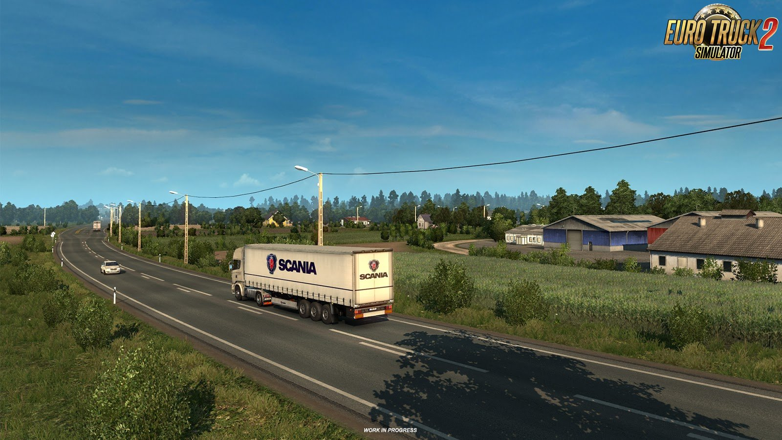 beyond the baltic sea download ets 2 mods truck mods. Black Bedroom Furniture Sets. Home Design Ideas