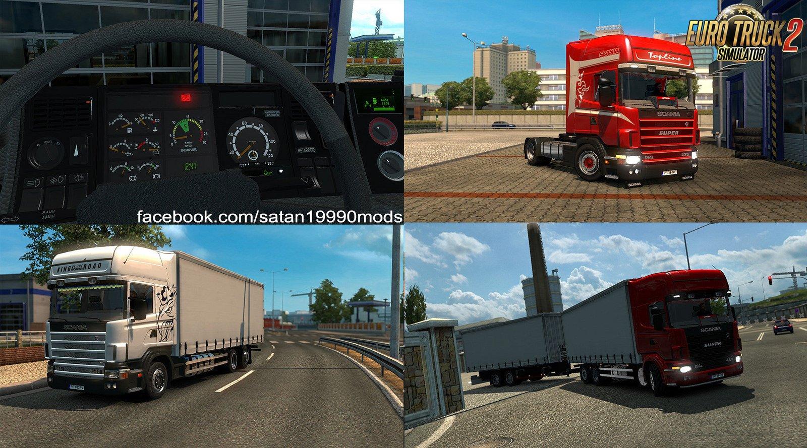 Scania 4 v2.3 [1.30.x]