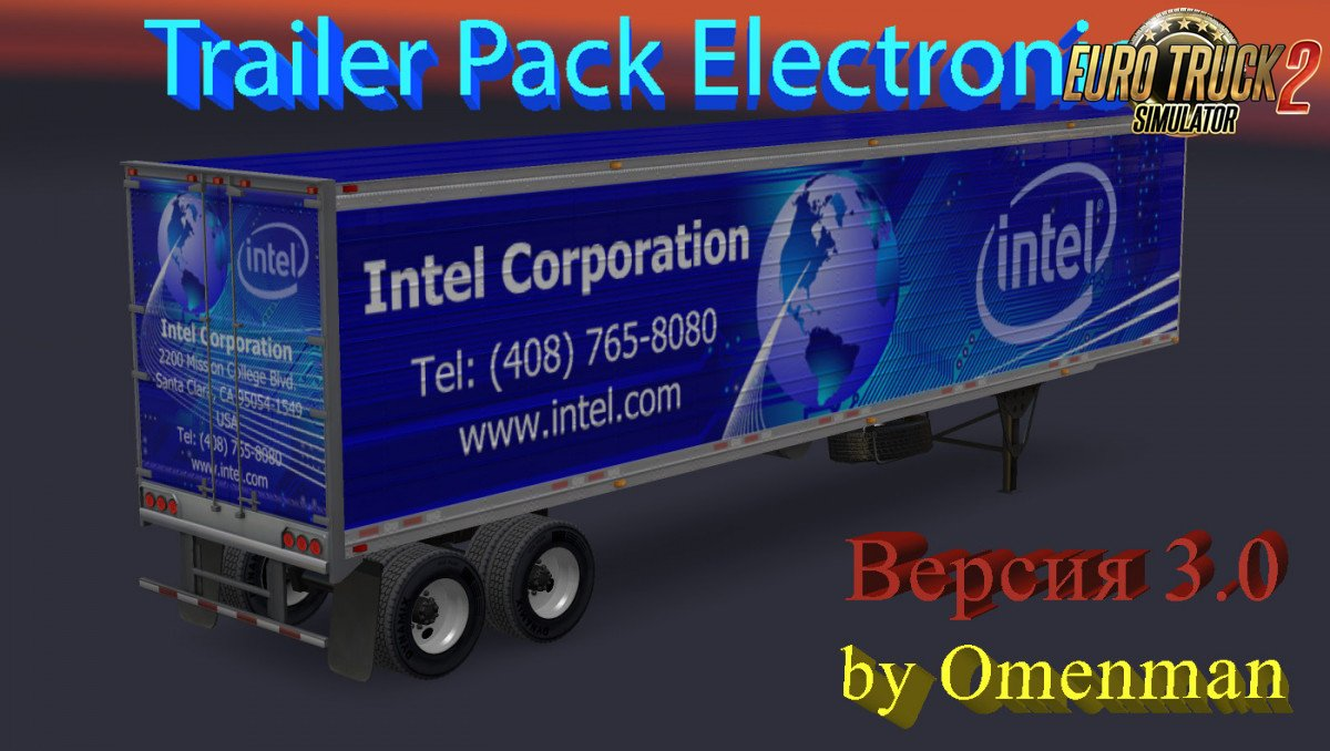 Trailer Pack Electronics v3.0 by Omenman