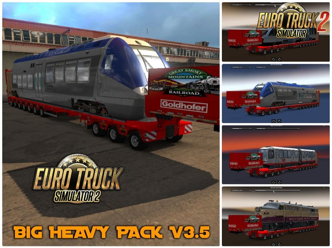 Big Heavy Pack v3.5